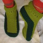 Hauslatschen Robin Foot