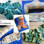 Jaywalker Socken