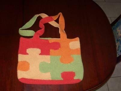 Taschen – Strick – Ideen