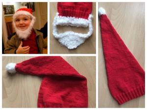 Santas Zipfelmütze