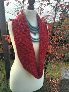 Belladonna Bubble Cowl