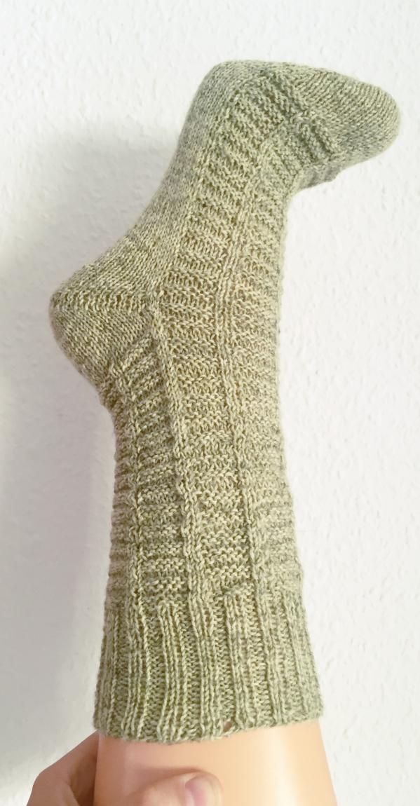 Treppenhaus – Socken – Strick – Ideen