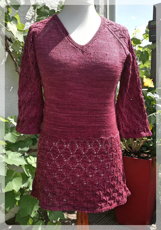 Exelent Stricken Tunika Muster Embellishment - Decke Stricken Muster ...